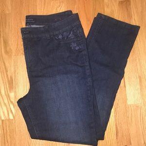 Talbots: Straight Jeans